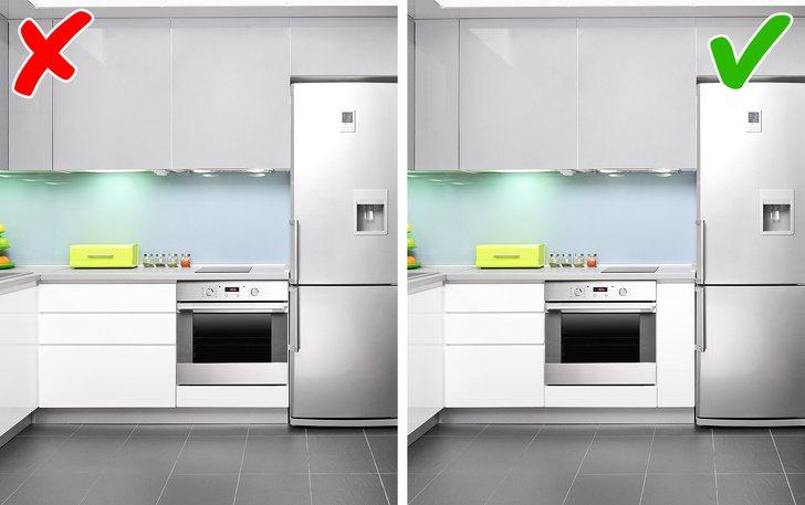 ошибки при проектировании кухни фото 8