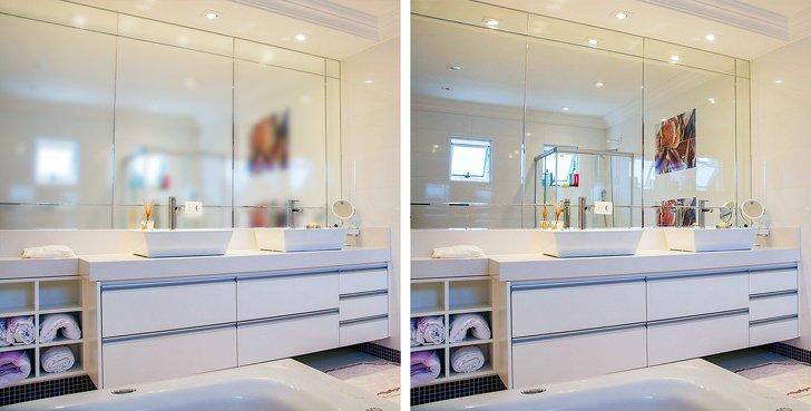 приемы для ванной комнаты фото 9