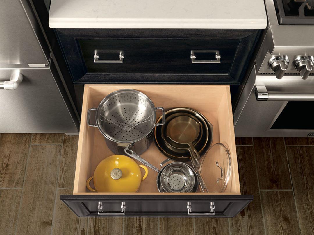 организация хранения на кухне фото 15