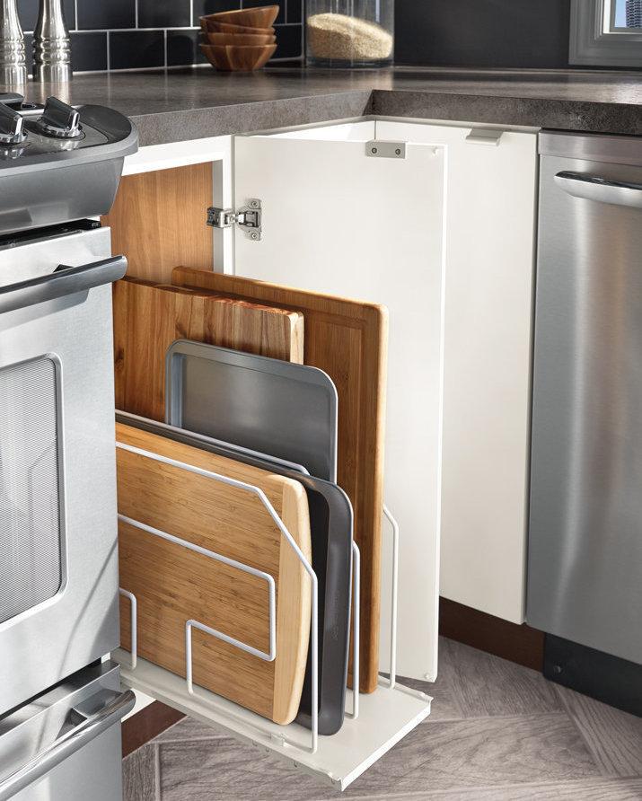 организация хранения на кухне фото 17