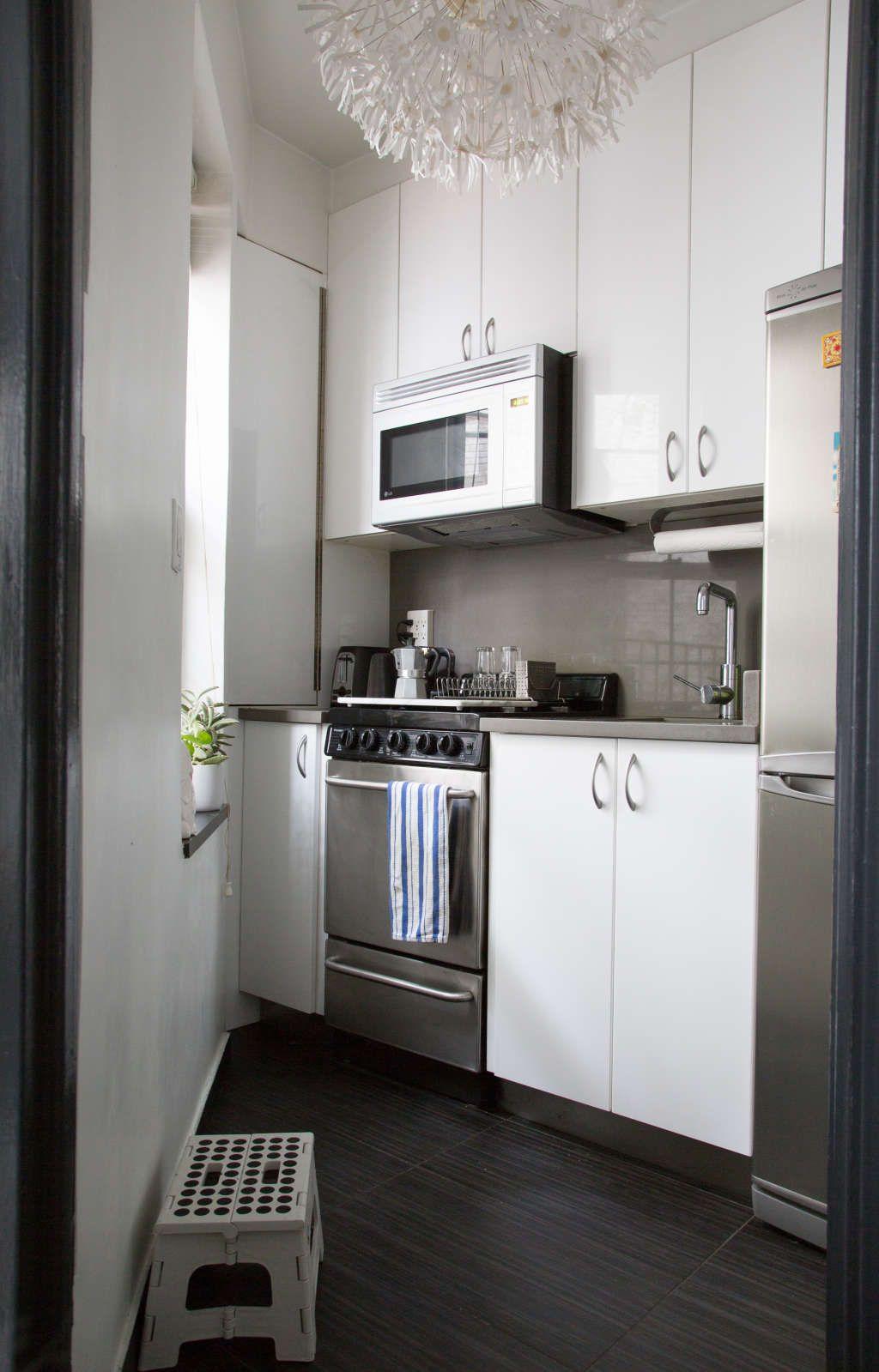 оформление кухни в серый цвет фото 3