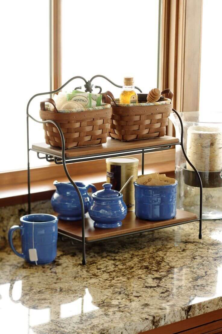 изобретательные идеи организации стола на кухне фото 21