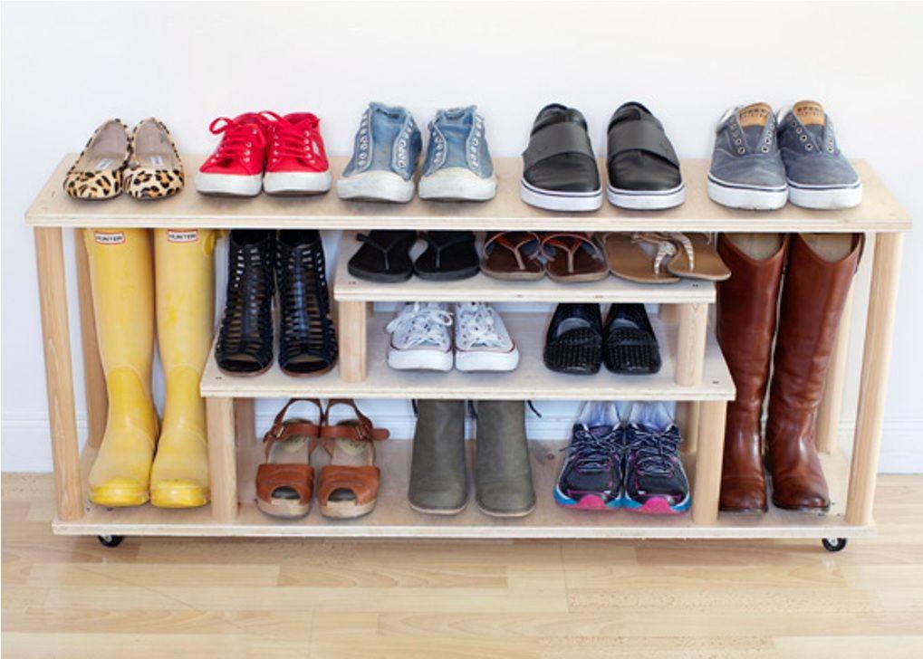 хранение обуви фото 8