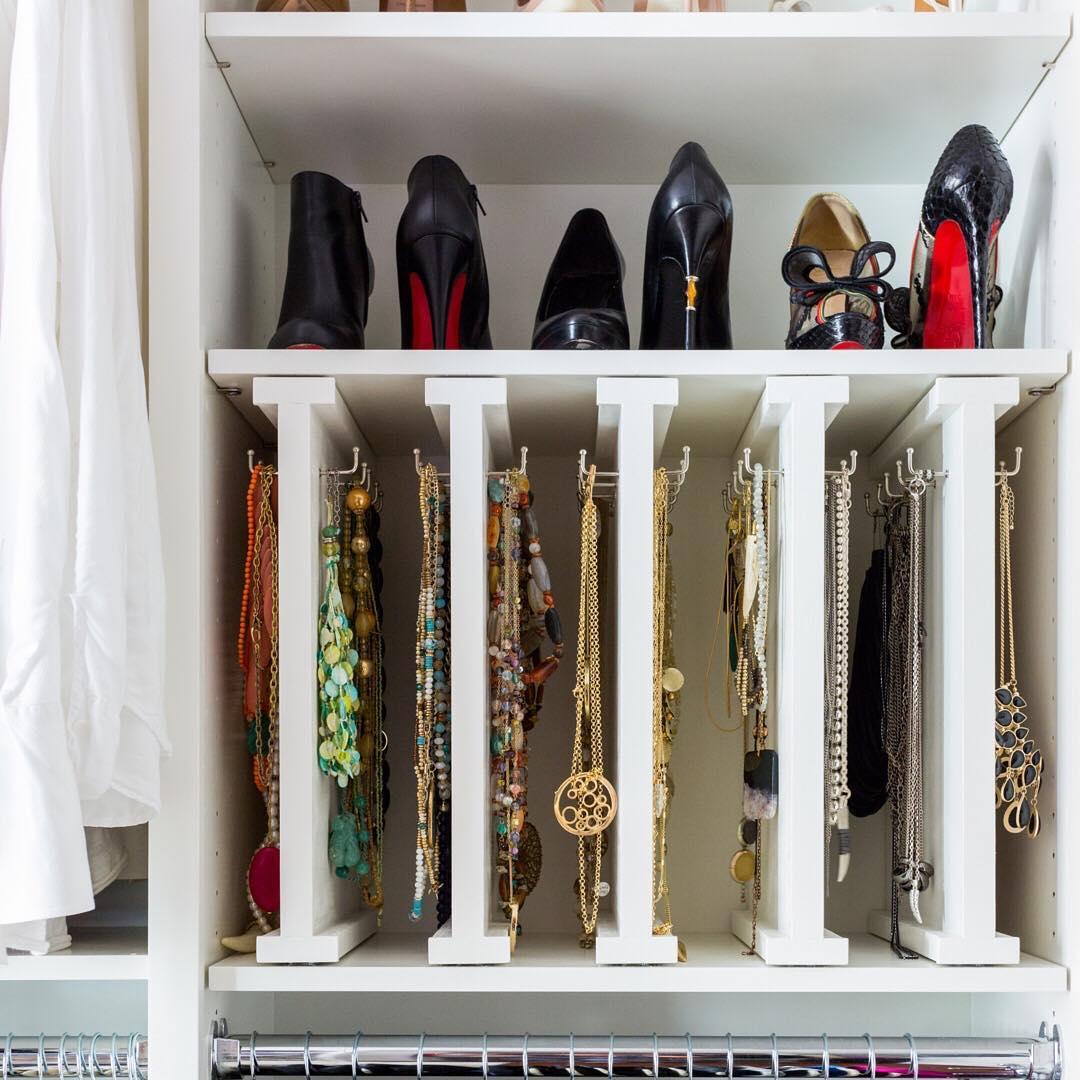 идеи организации гардероба фото 1
