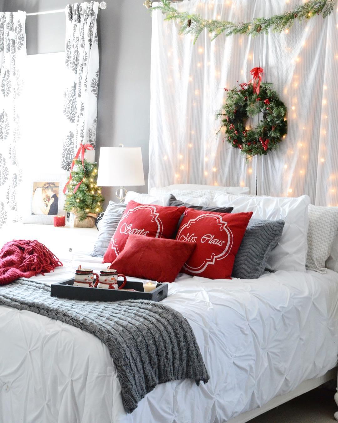 идеи для украшения спальни фото 10