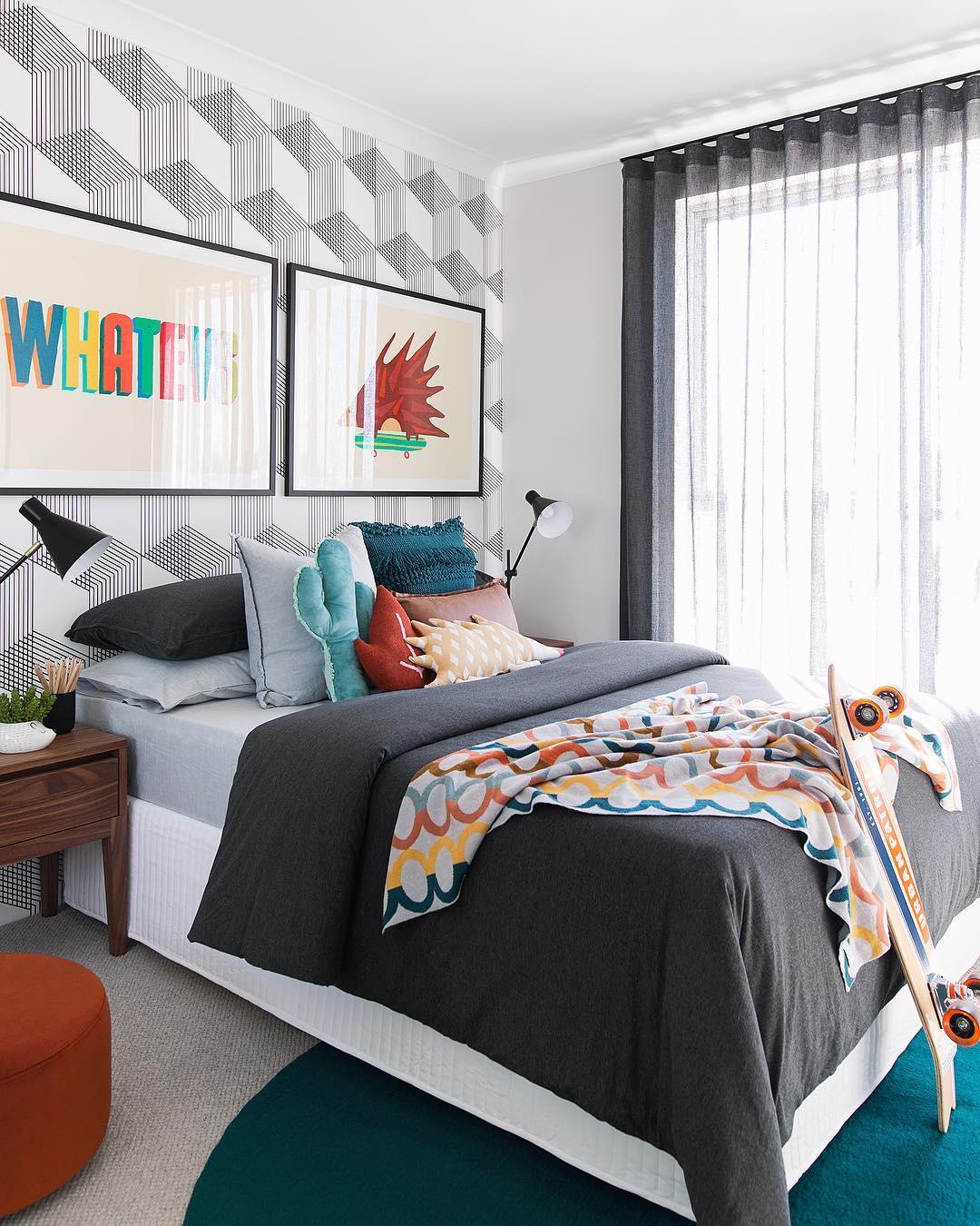 идеи для подростковой спальни фото 5