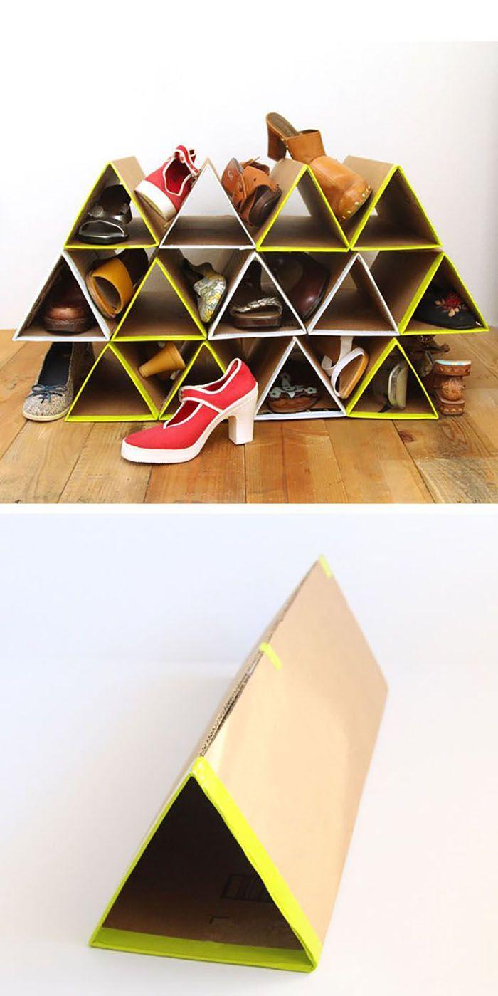 хранение обуви фото 7