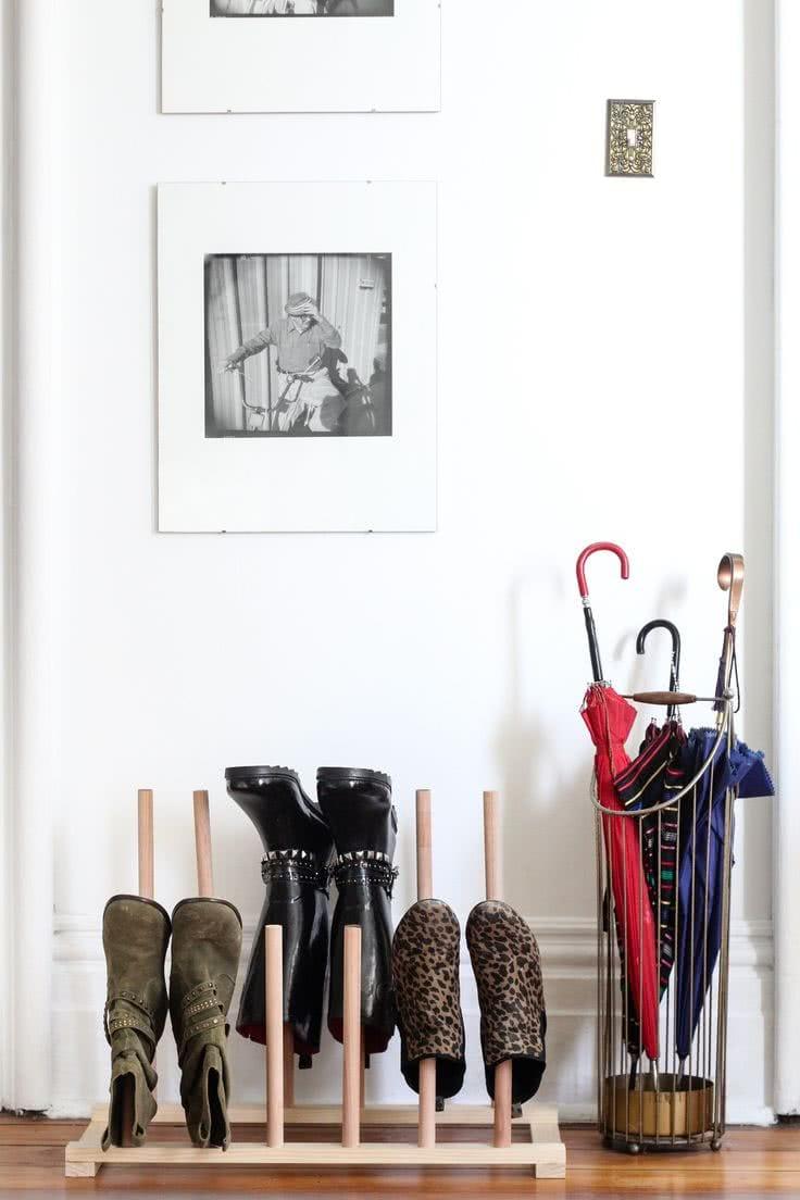 хранение обуви фото 1
