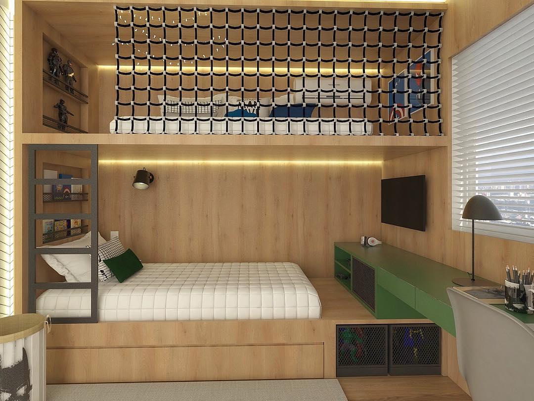 идеи для подростковой спальни фото 12