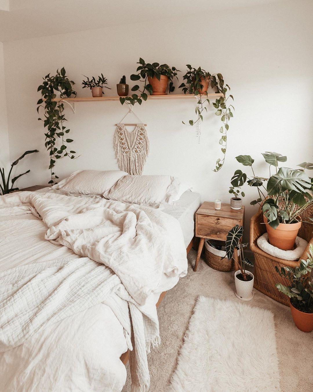 идеи для украшения спальни фото 12