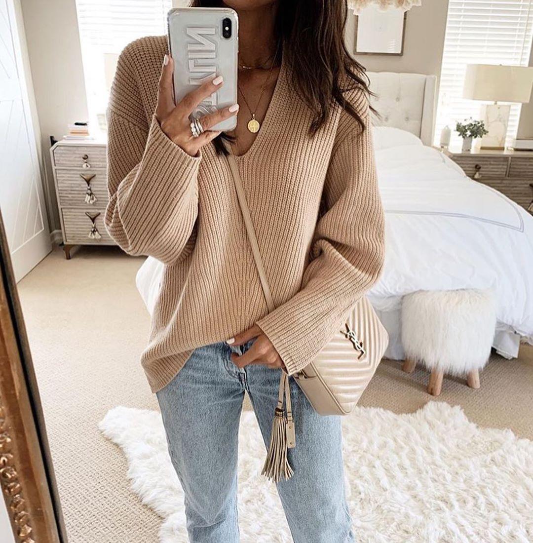 Пуловер фото 14
