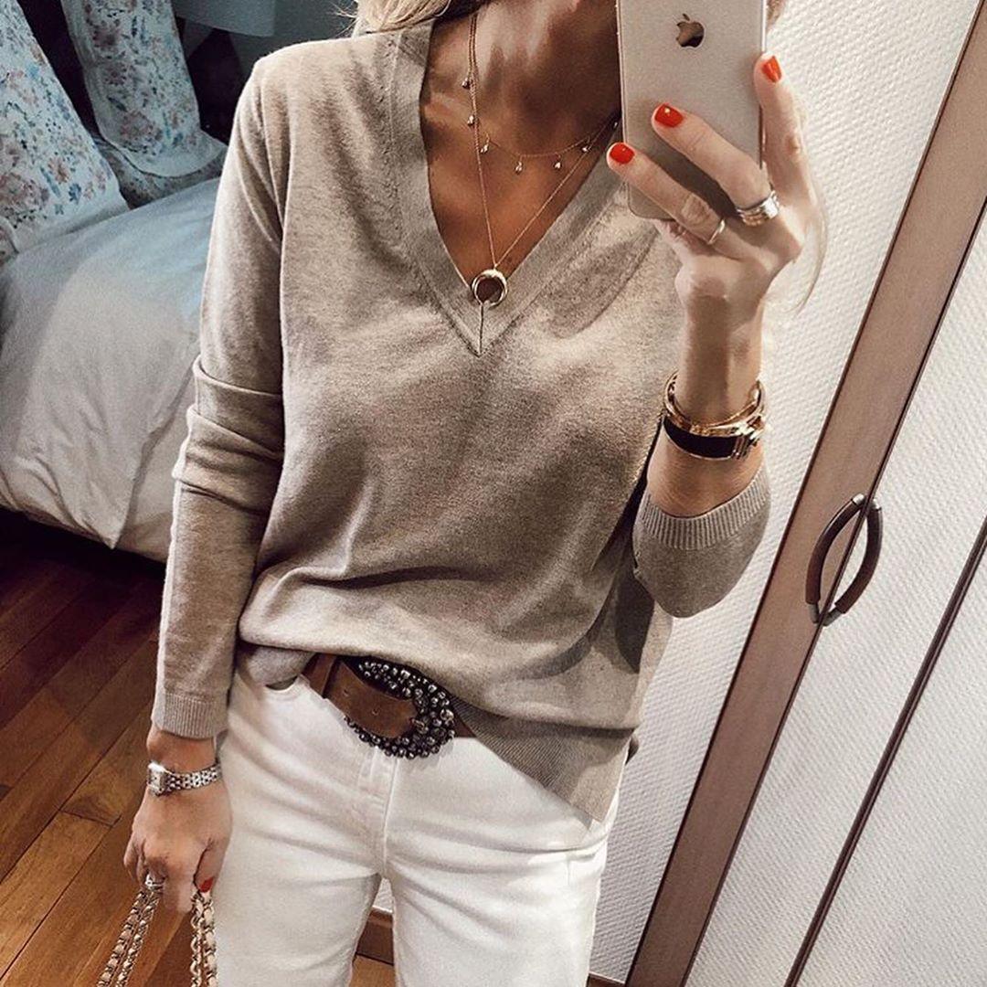 Пуловер фото 5
