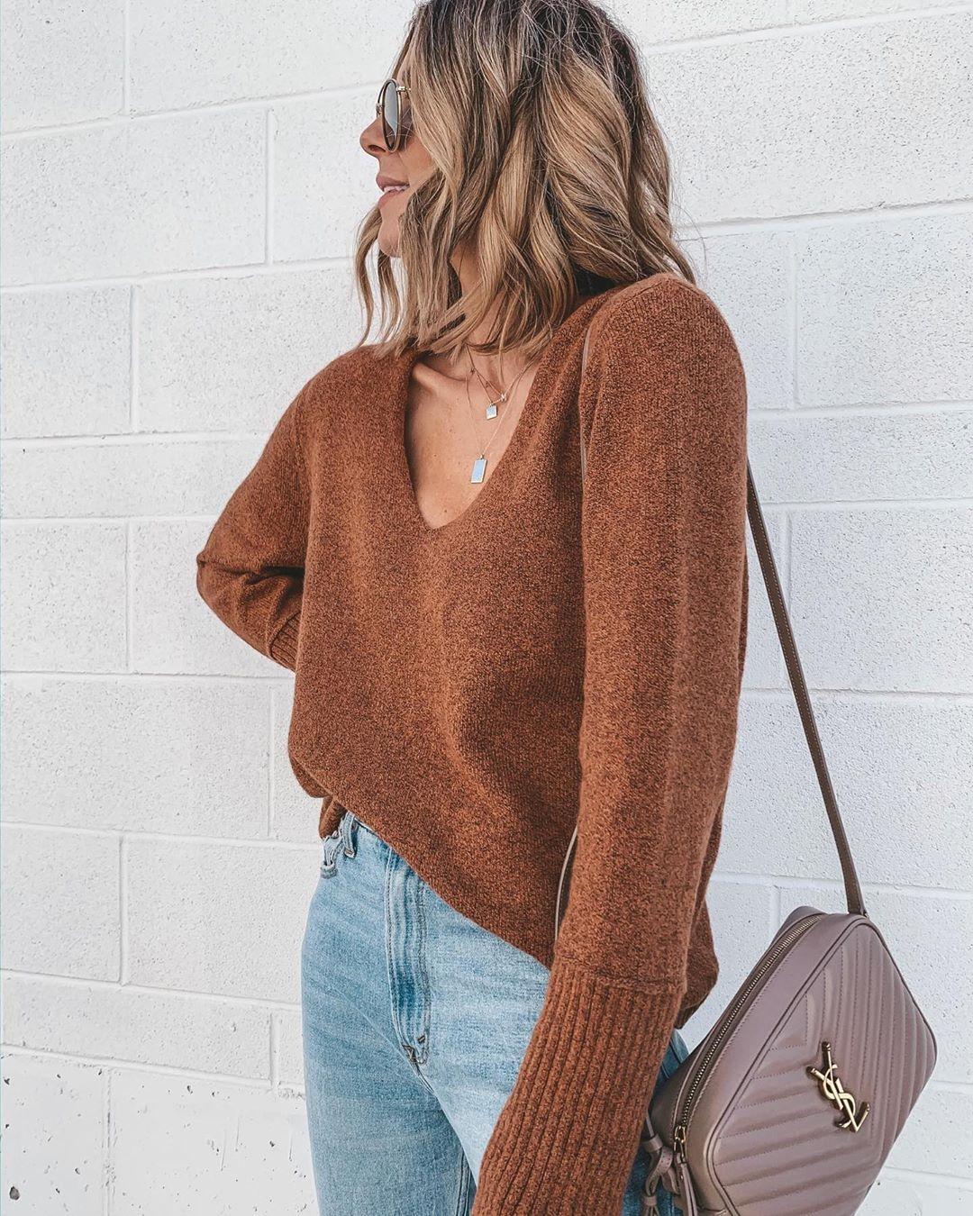Пуловер фото 12