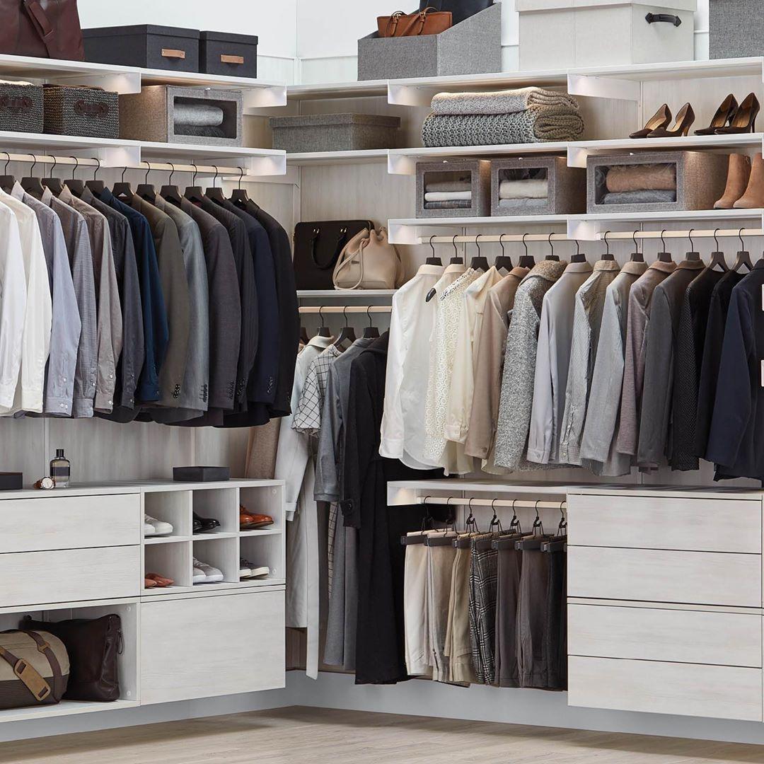 идеи организации гардероба фото 8