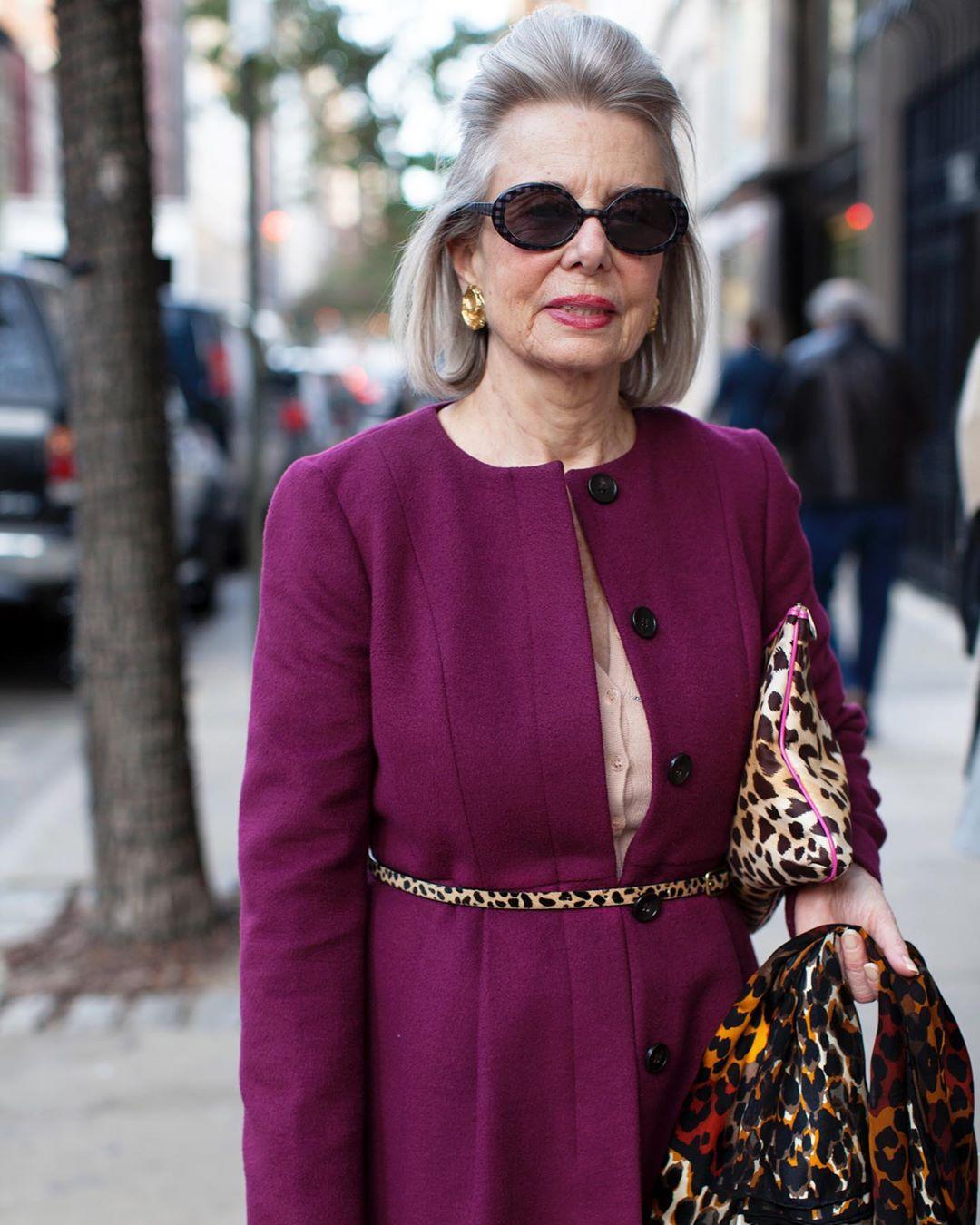 стрижки для пожилых женщин фото 7