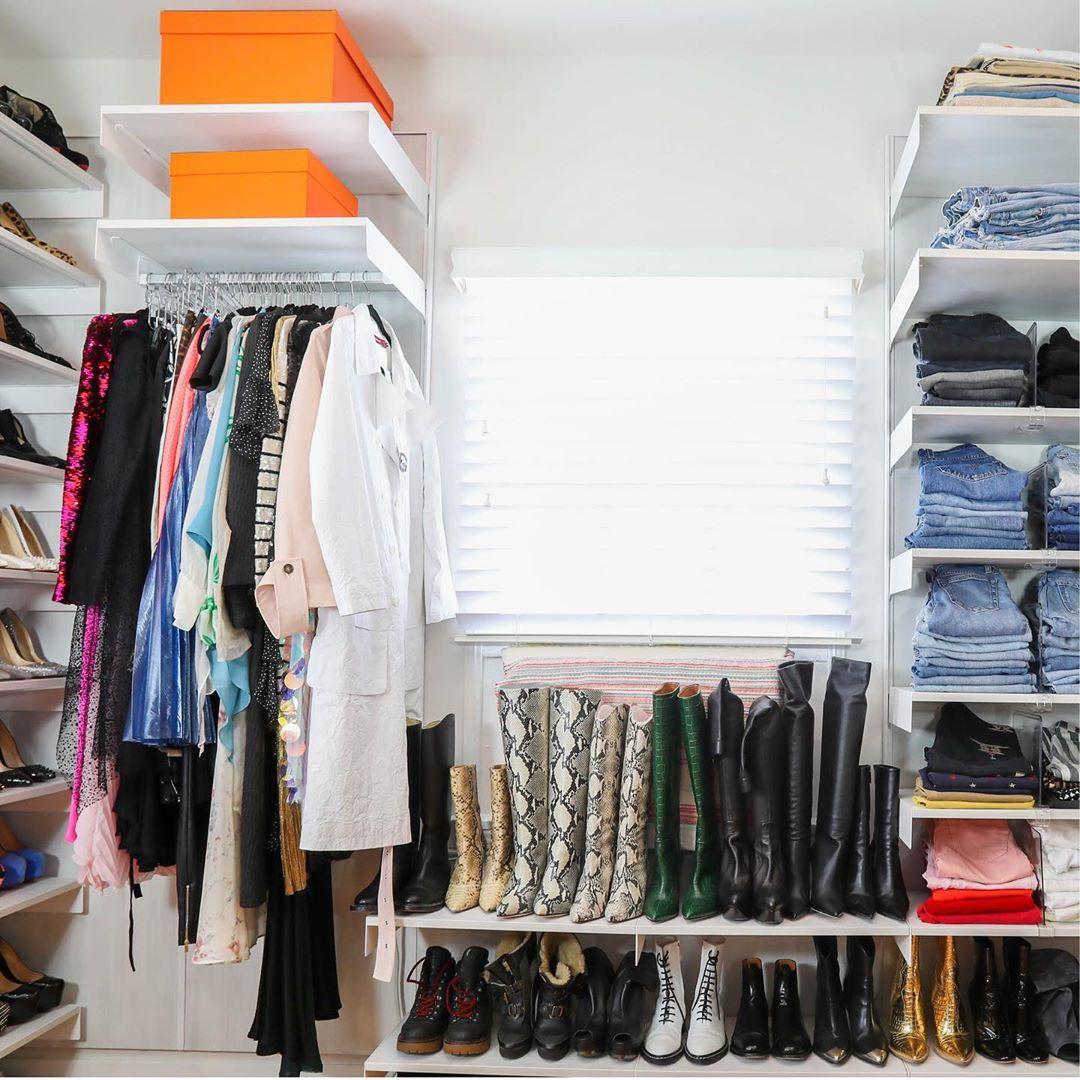 идеи организации гардероба фото 15