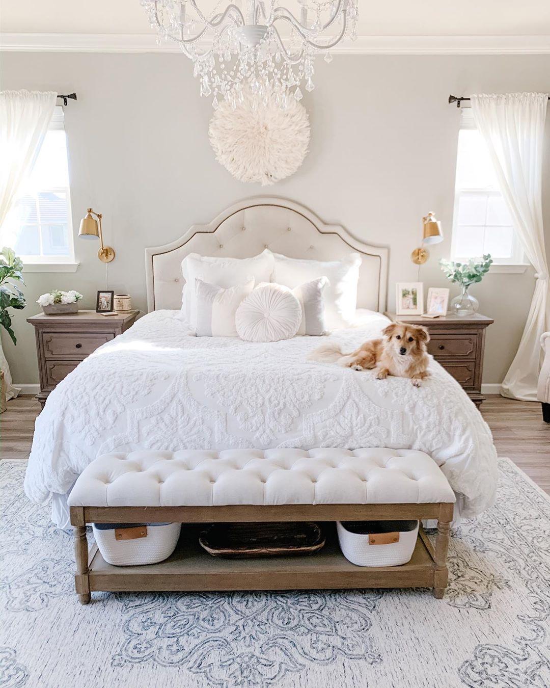 идеи для украшения спальни фото 15
