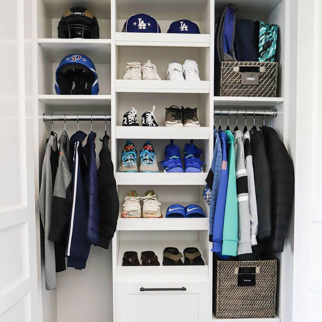 идеи организации гардероба фото 7