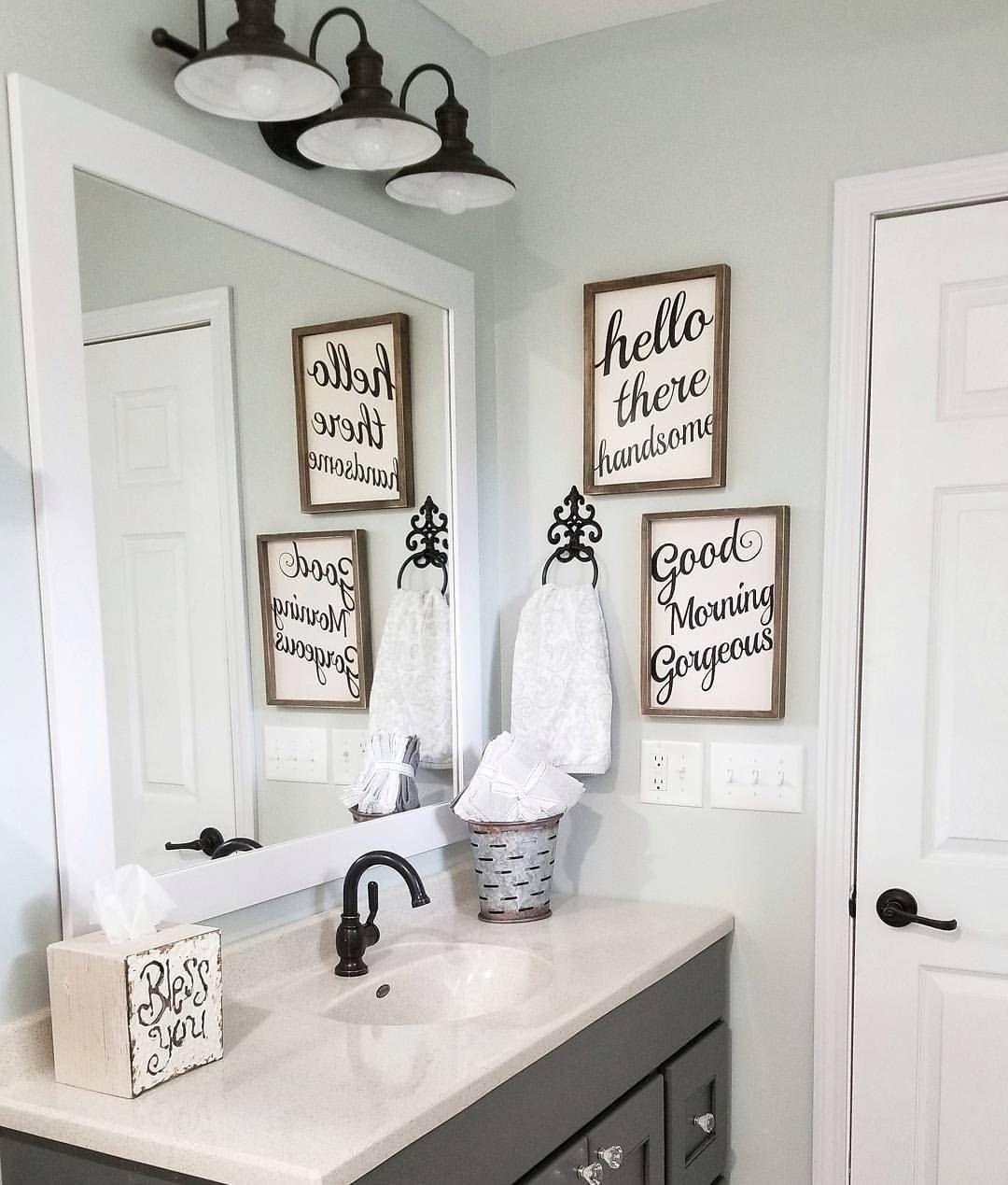 декор стен ванной комнаты фото 2