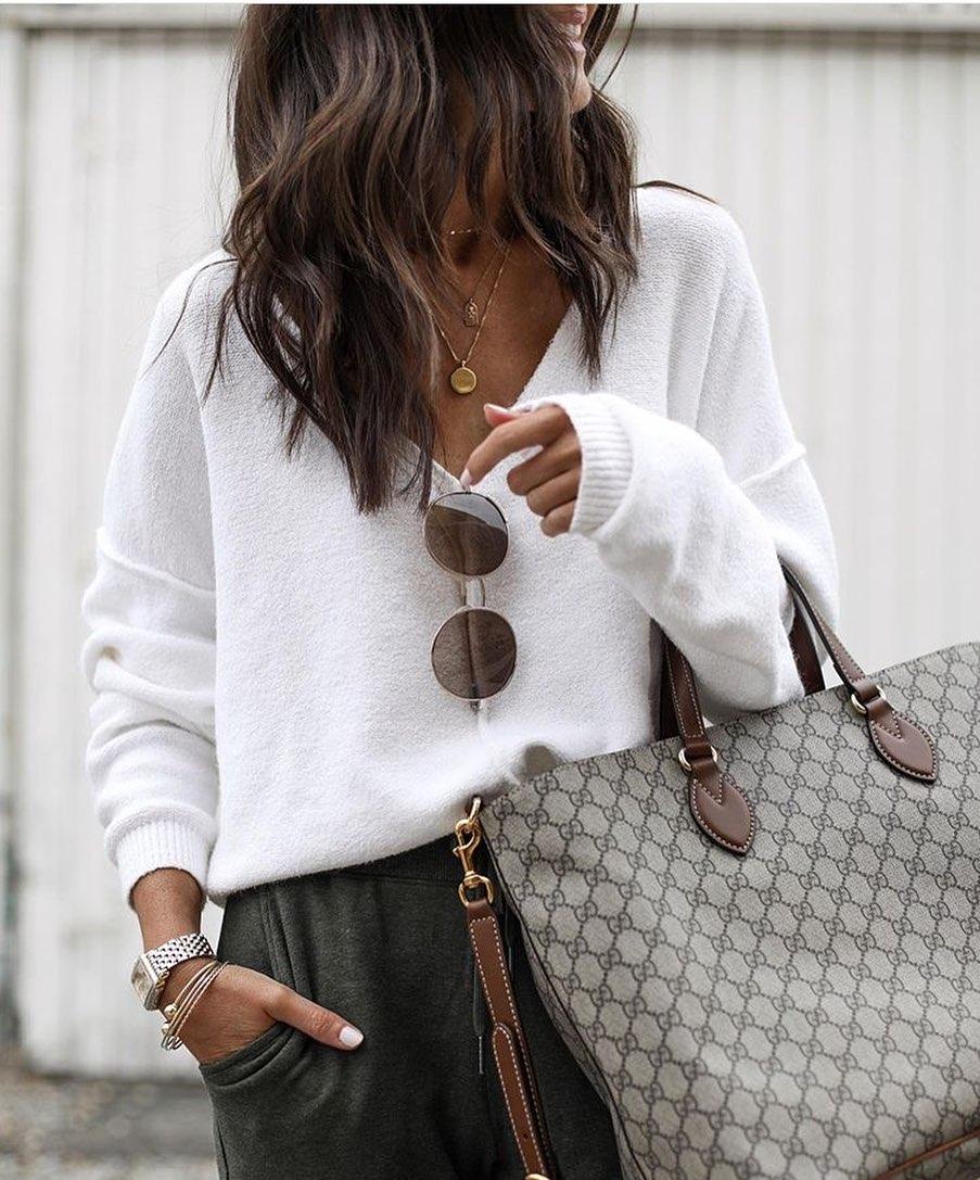 Пуловер фото 17