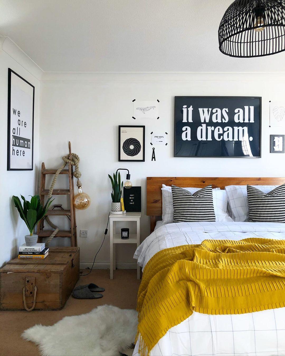 идеи для украшения спальни фото 6