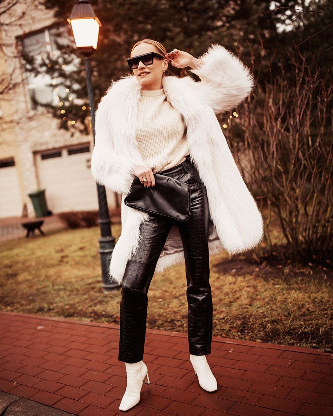 модные образы для бизнес-леди зимы 2020 фото 8