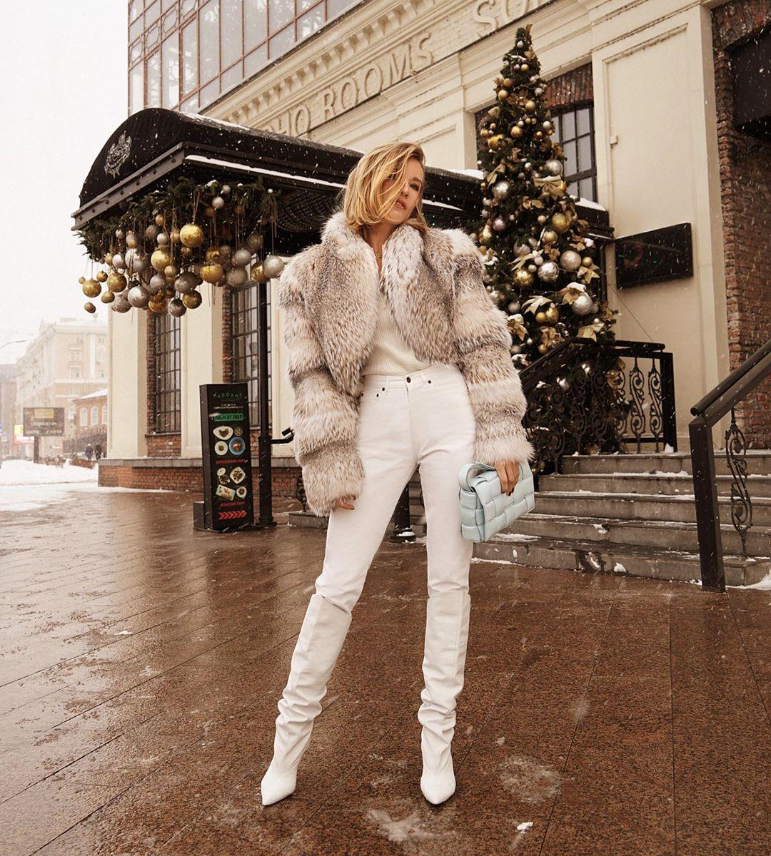 модные образы для бизнес-леди зимы 2020 фото 9