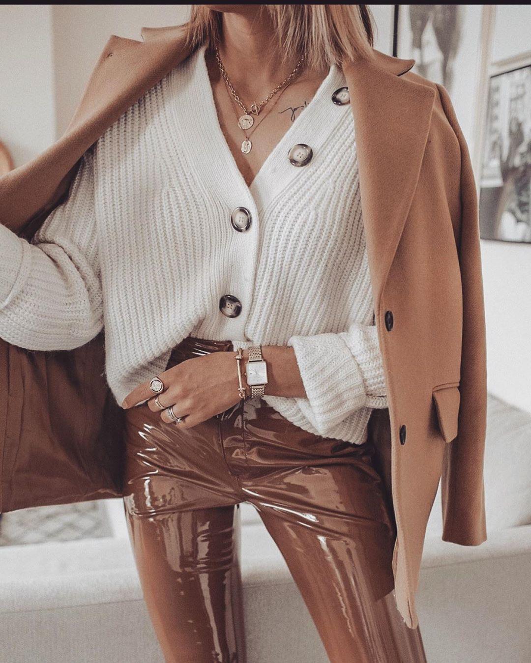 модные образы для бизнес-леди зимы 2020 фото 6