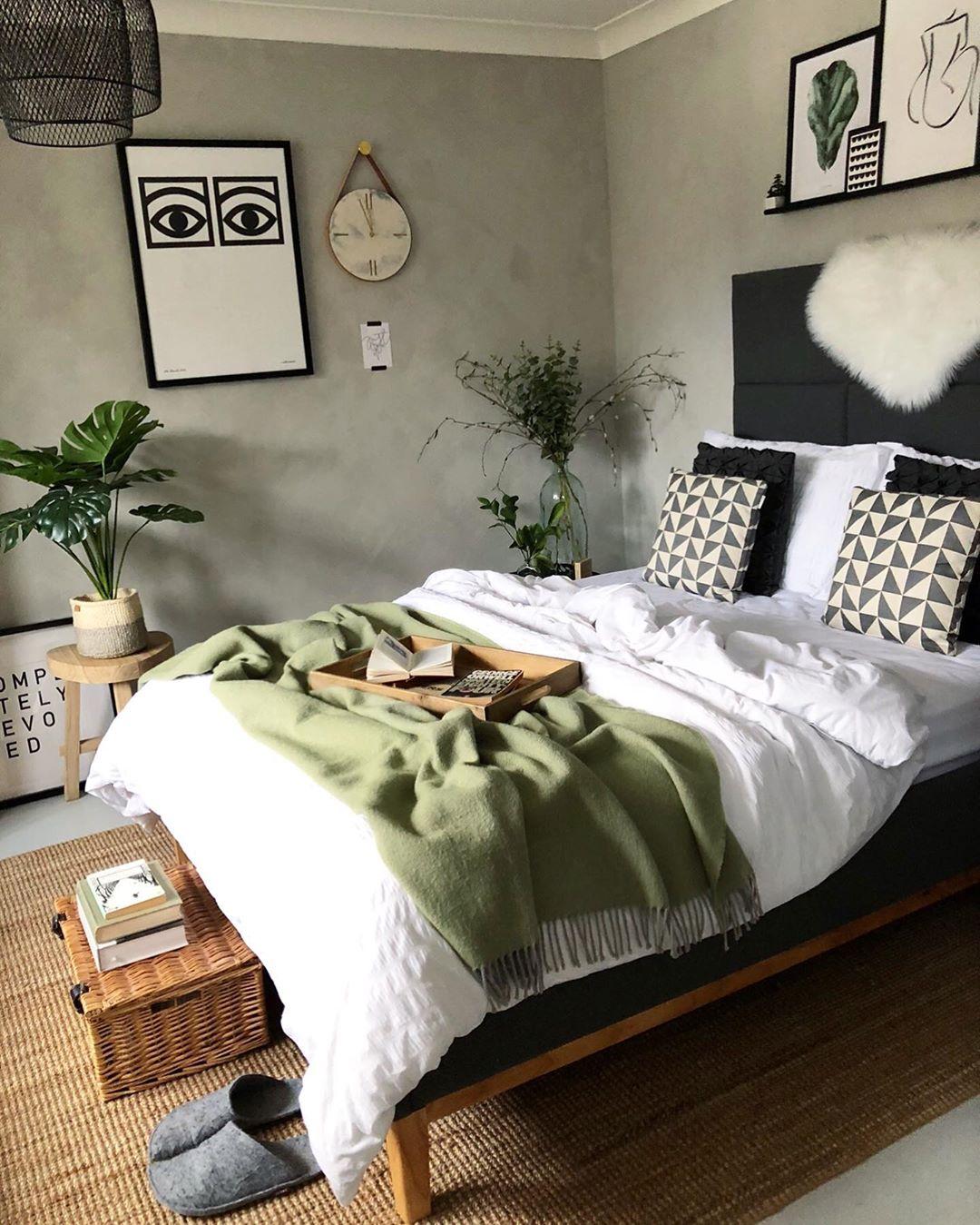 идеи для украшения спальни фото 7