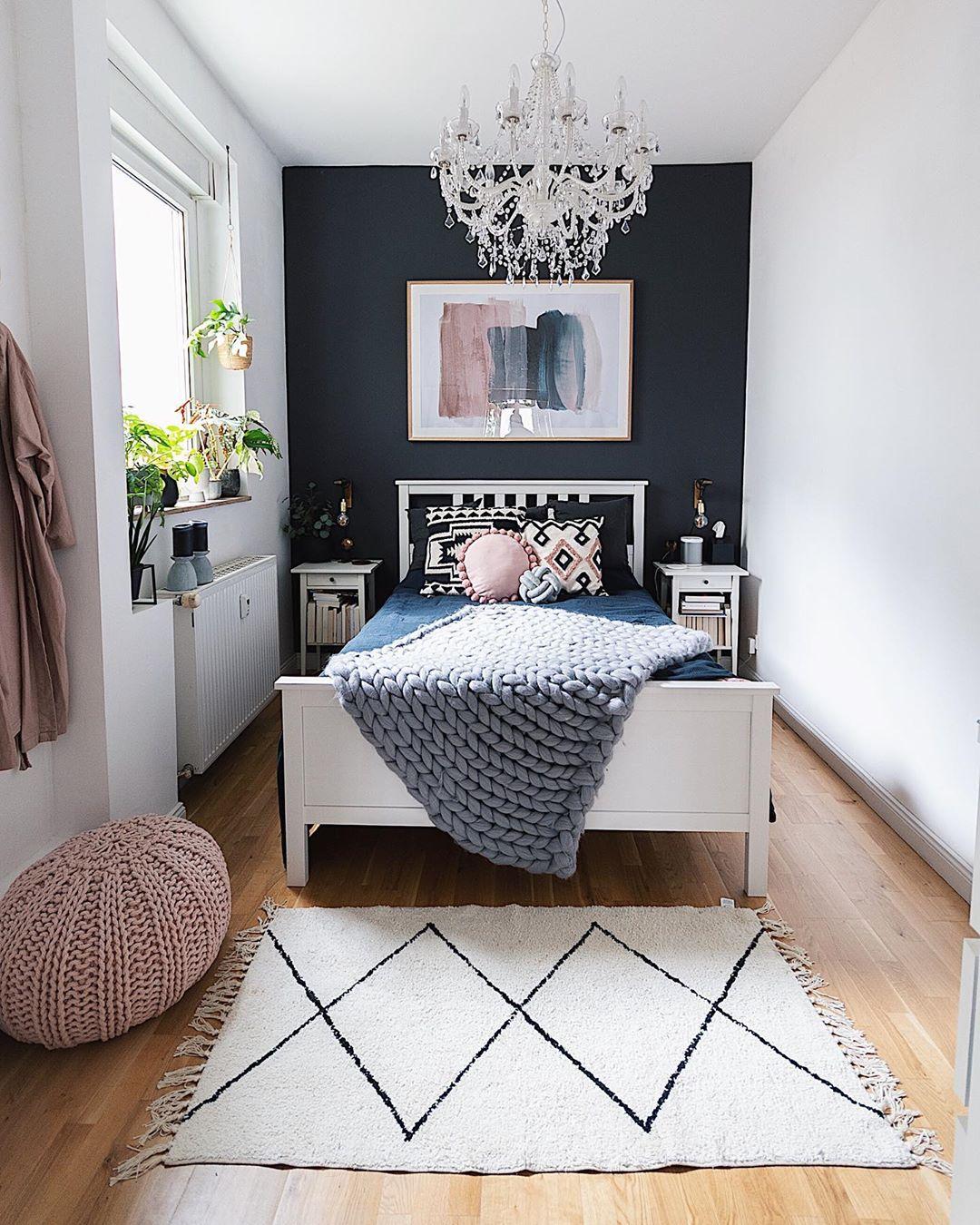 идеи для украшения спальни фото 14