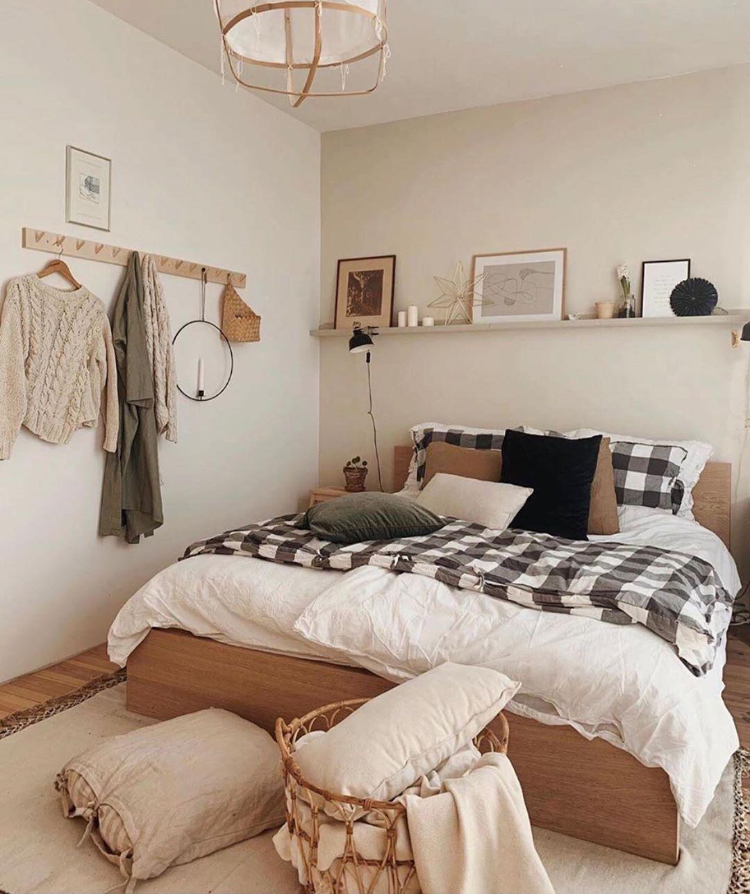 идеи для украшения спальни фото 21