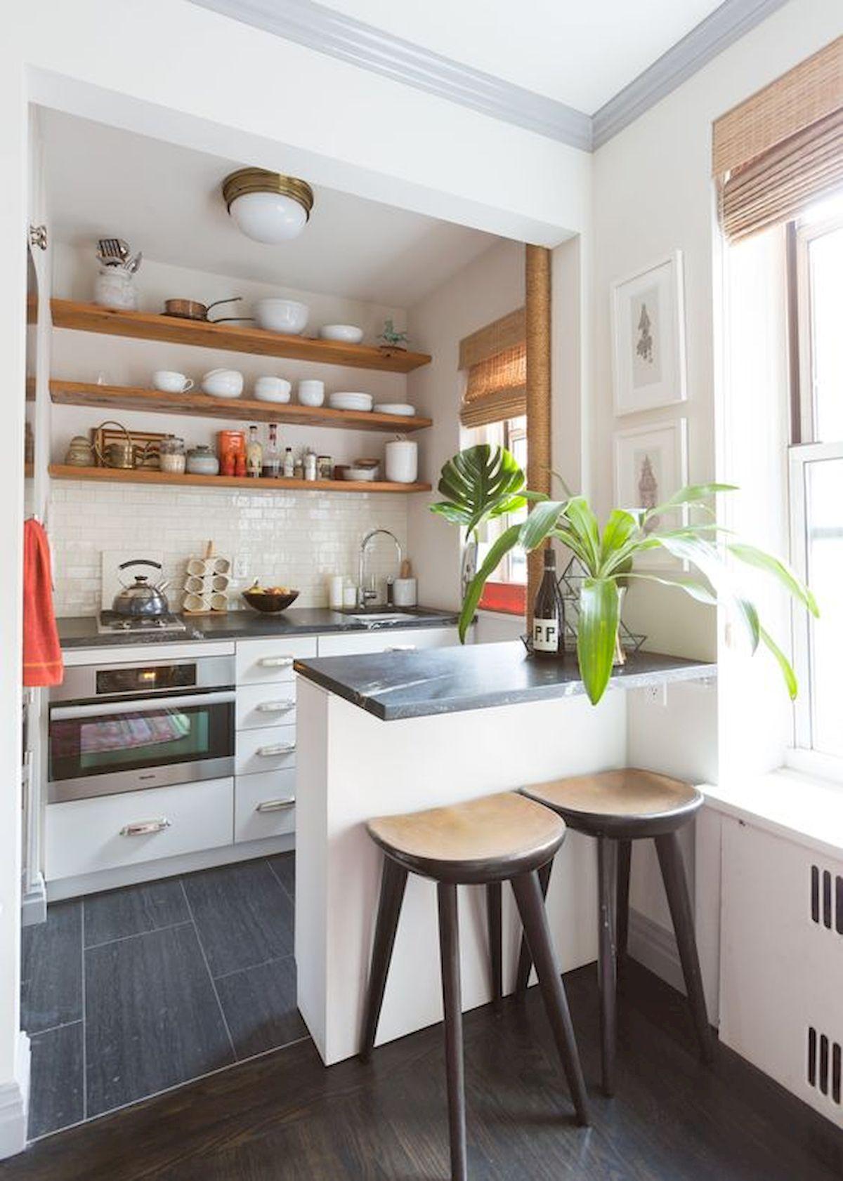 оформление кухни в серый цвет фото 15