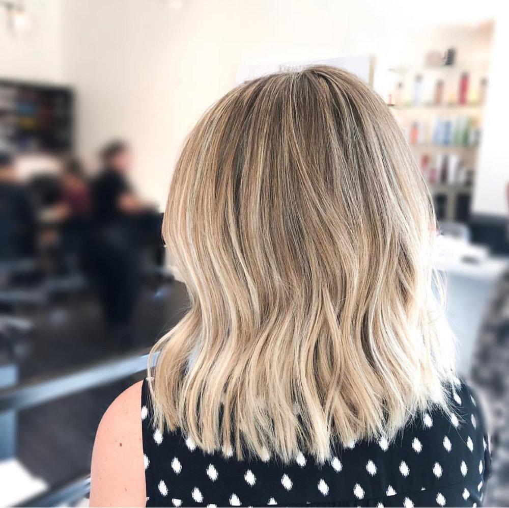 Мелирование волос 2020 фото 3
