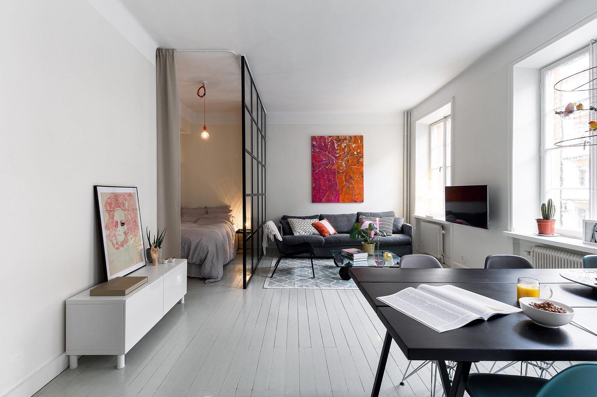 студийные квартиры фото 12
