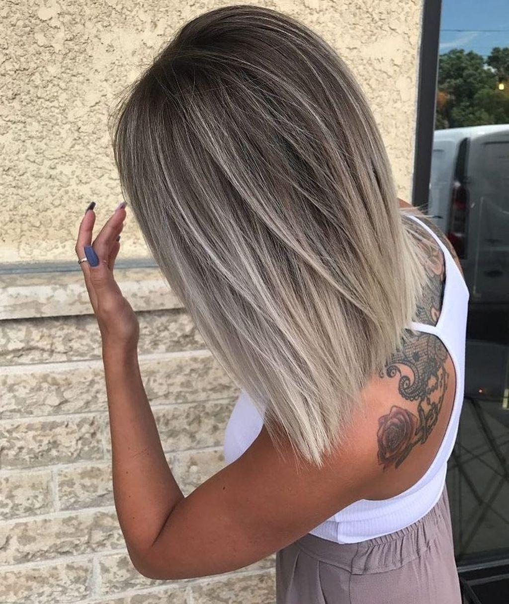 Мелирование волос 2020 фото 2