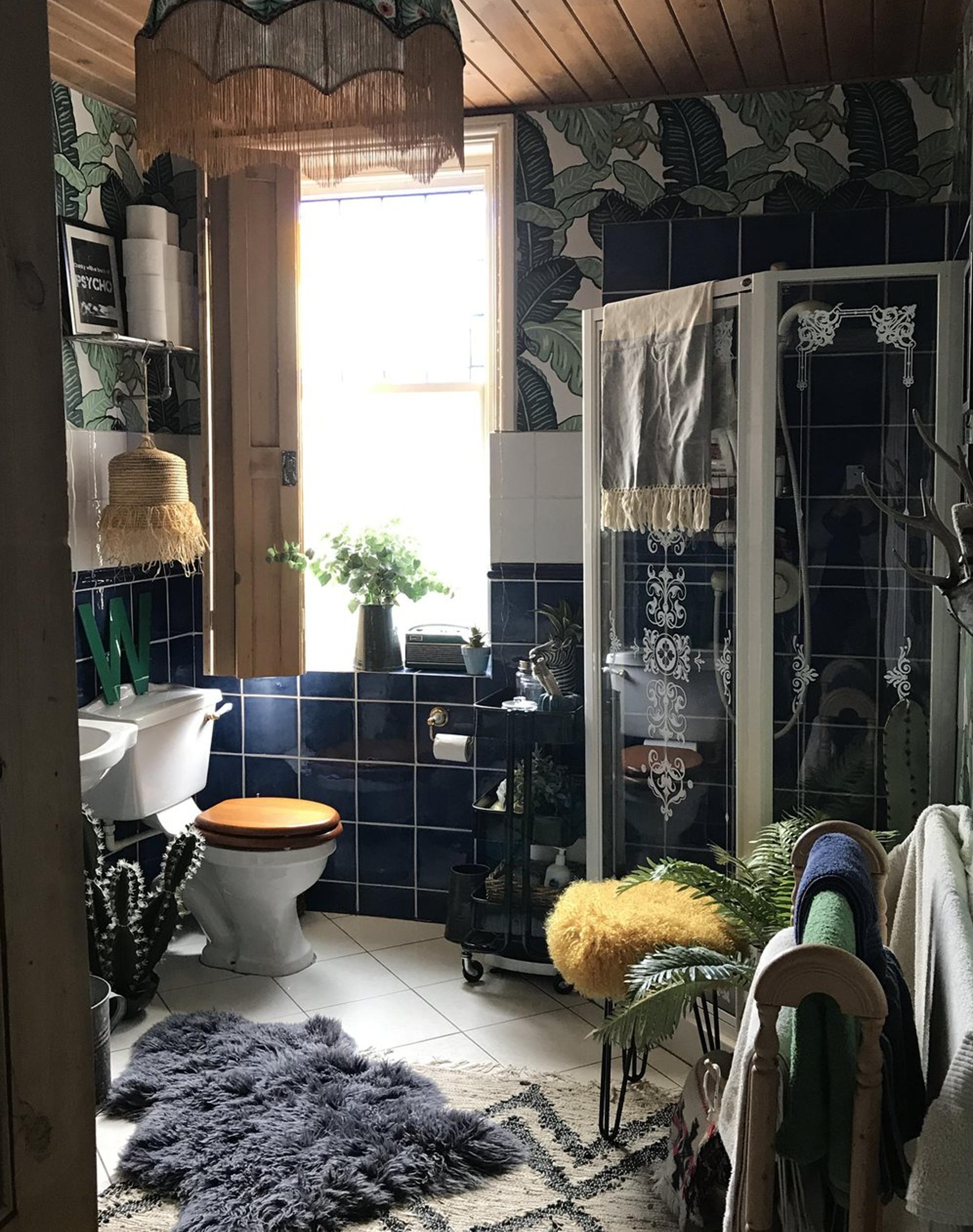 Ванная комната до и после фото 11