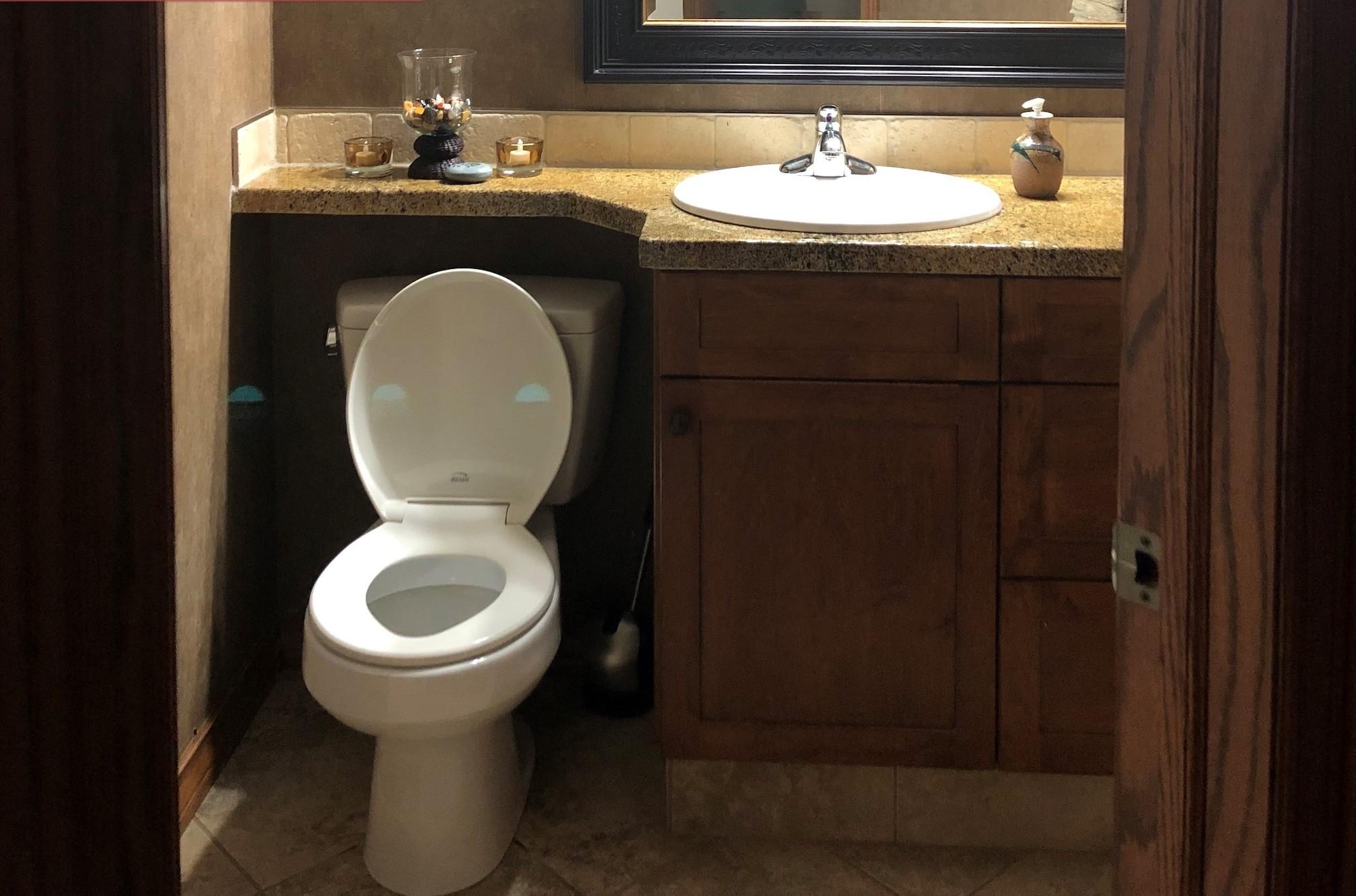 Ванная комната до и после фото 8