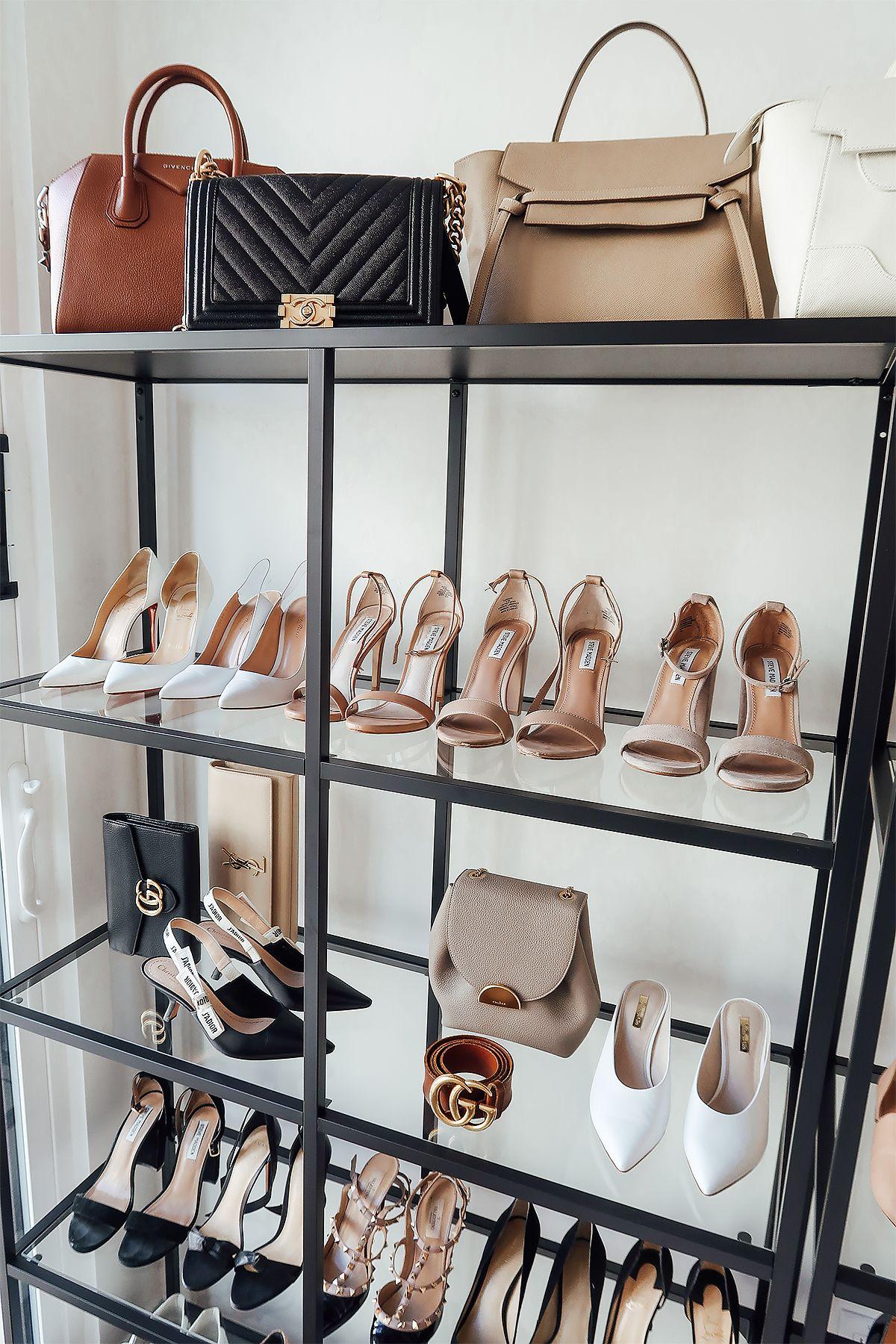 хранение обуви фото 12