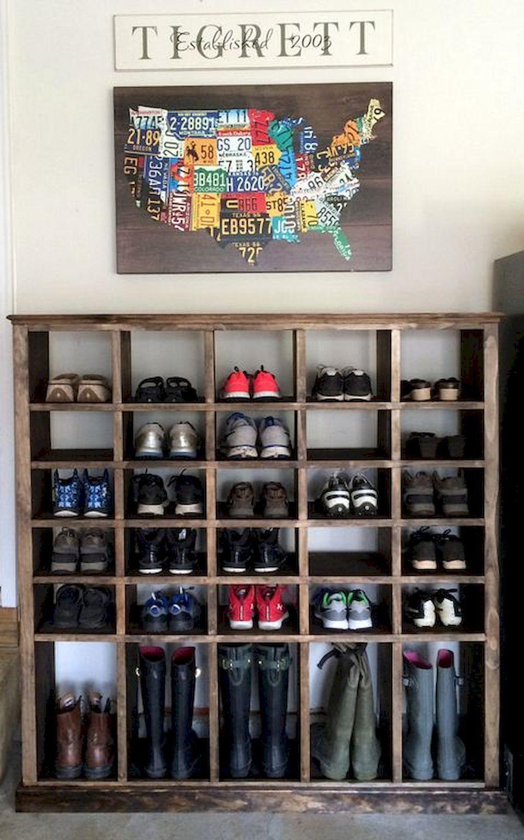 хранение обуви фото 6
