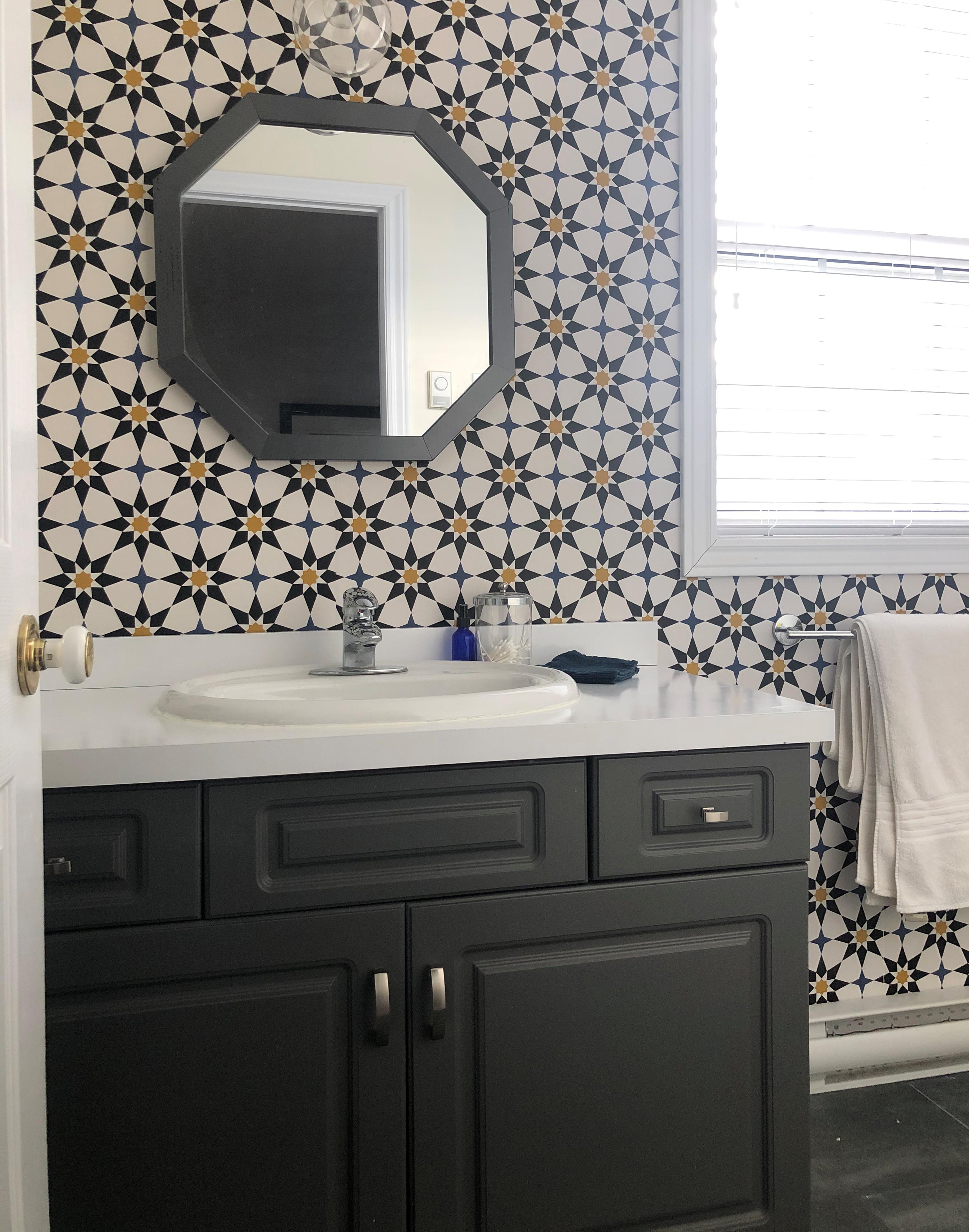 Ванная комната до и после фото 1