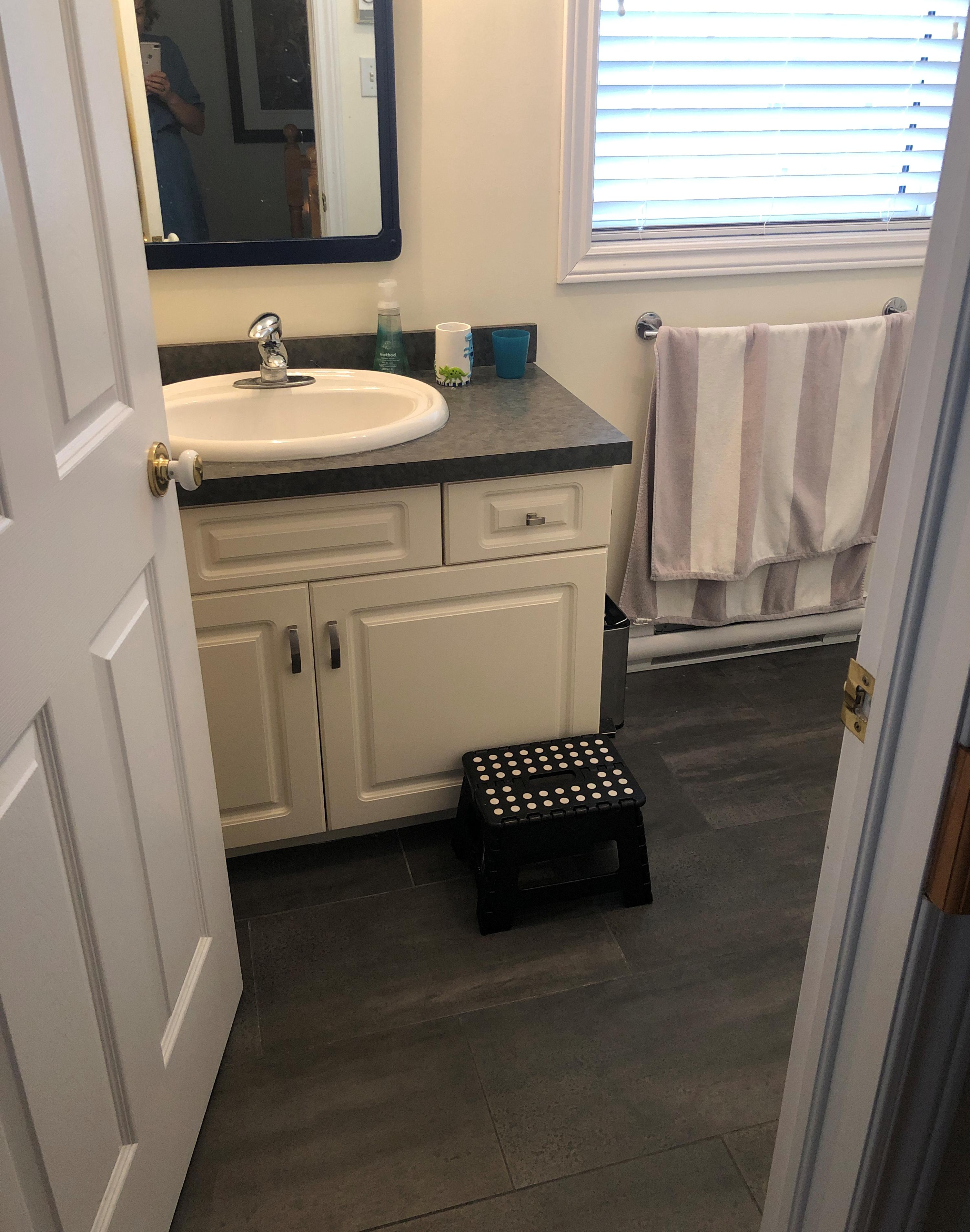 Ванная комната до и после фото 2