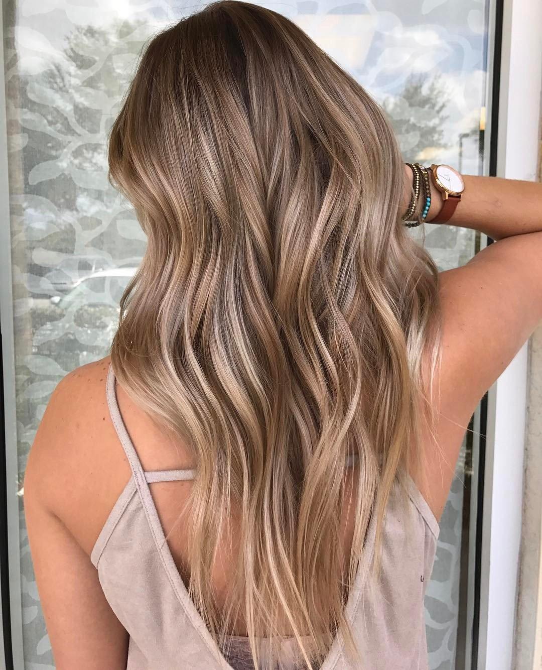 Мелирование волос 2020 фото 7