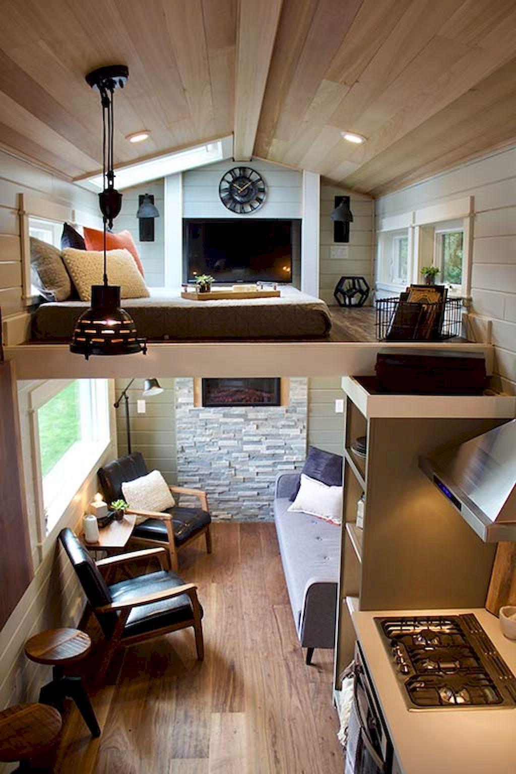 идеи дизайна интерьера миниатюрного дома фото 7