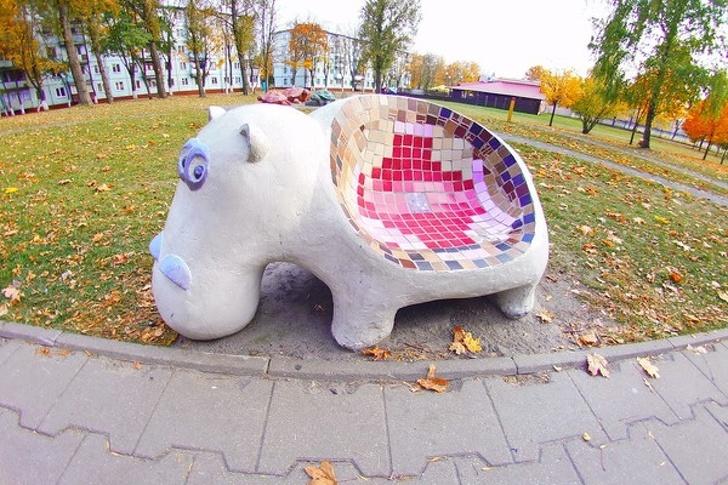 уникальные скамейки фото 3