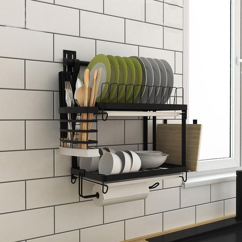 идеи для хранения в маленьких кухнях фото 9