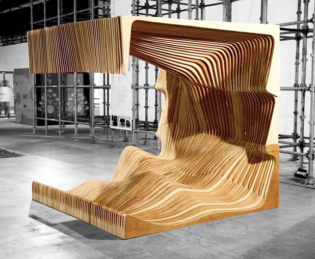 уникальные скамейки фото 8