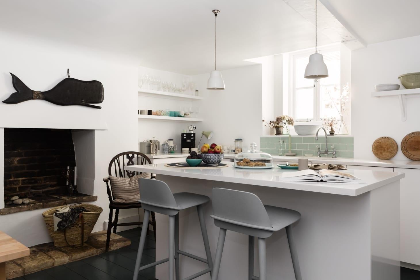 заповеди минималистичной кухни фото 10