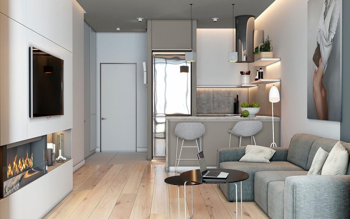 идеи для бюджетного обустройства небольших квартир фото 8