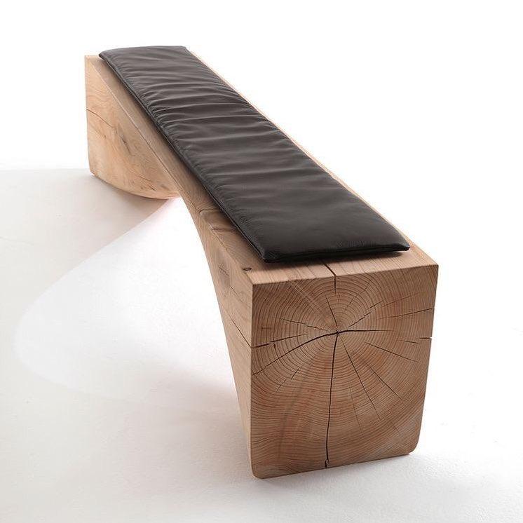 уникальные скамейки фото 12