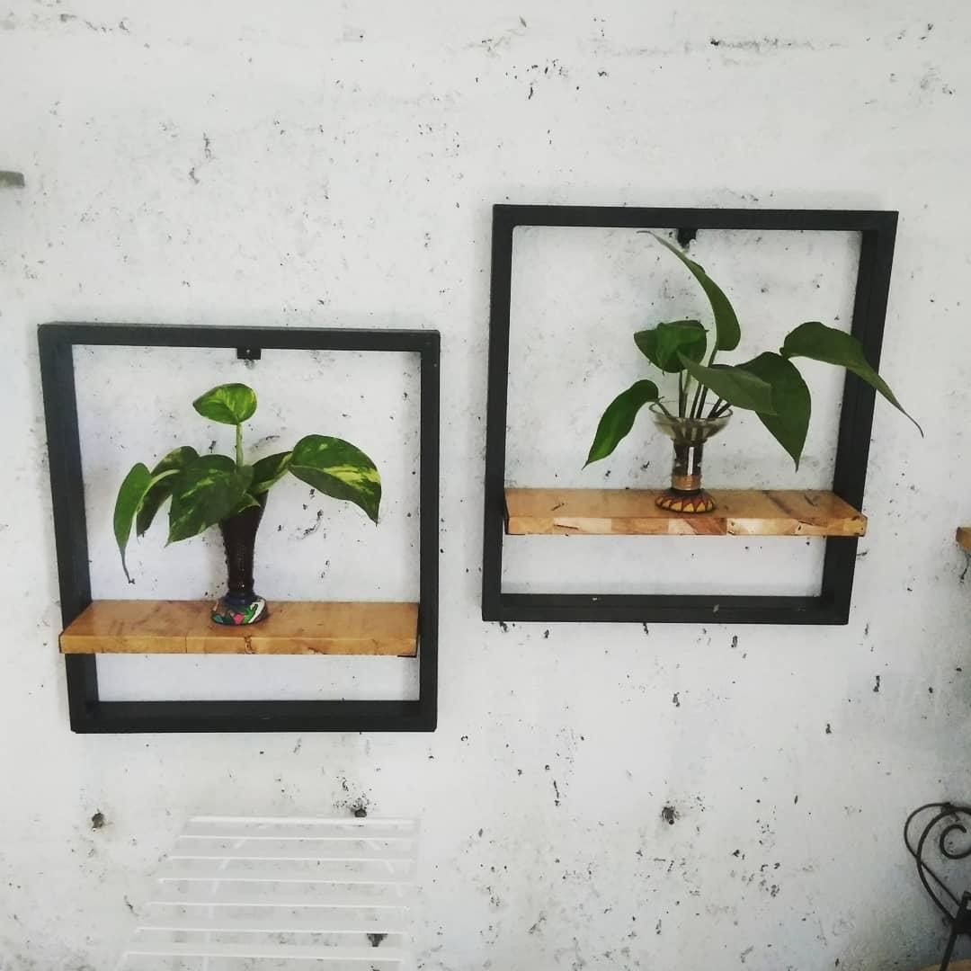 подставки для растений фото 10